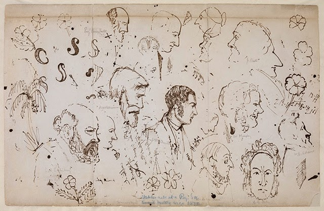 blogger image  2089958661 The Helpful Art Teacher: MORE ON DRAWING FACES