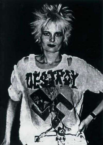 Vivienne punk