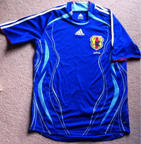 36a800813 Year - 2006. Brand - Adidas Purchased from - Sports Direct Notes - Features  a logo on the sleeve which represents the world cup