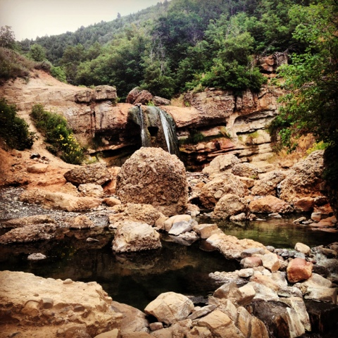 Soak Up The Sun Diamond Fork Hot Springs