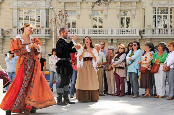 Visita guiada gratuita para conocer la historia del levantamiento del 2 de Mayo de 1808 en Madrid