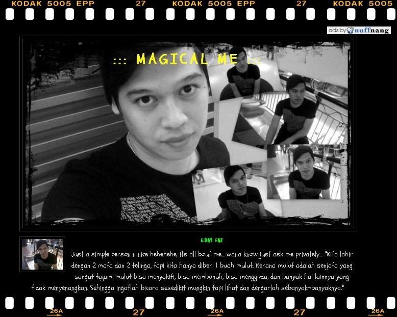 Magical Me ??? Why ?