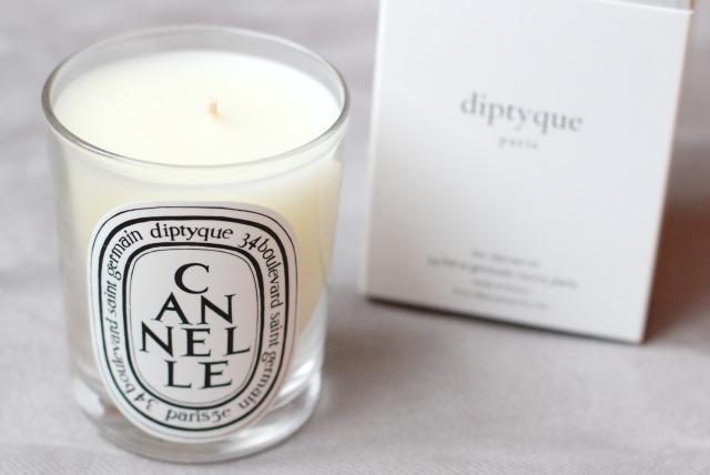 Diptique candle