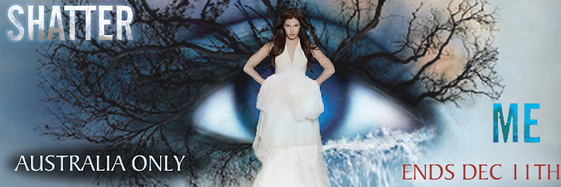 Shatter Me by Tahereh Mafi – Giveaway