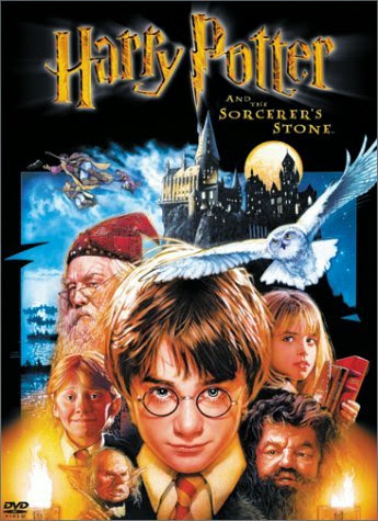 Poster Of English Movie Harry Potter and the Sorcerer's Stone (2001) Free Download Full New Hollywood Movie Watch Online At Alldownloads4u.Com