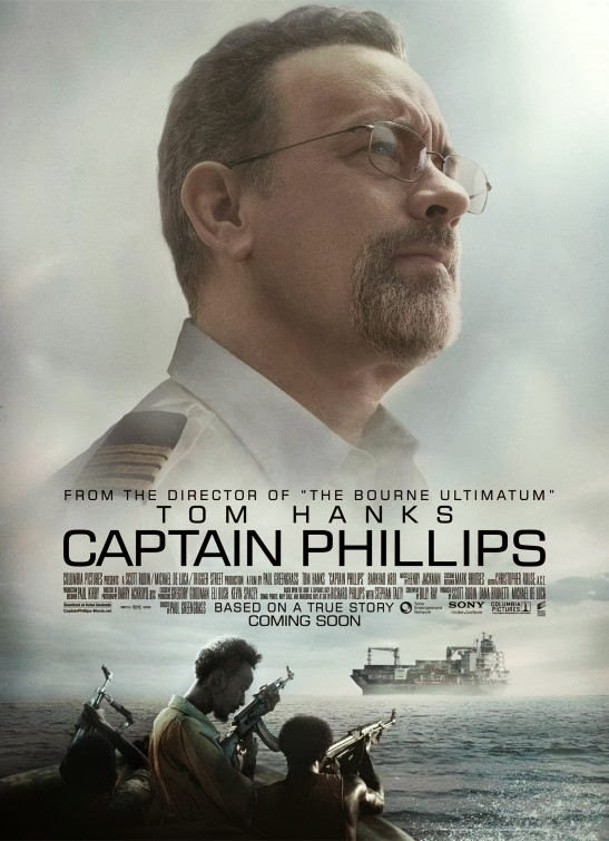 Poster Of Captain Phillips (2013) Full Movie Hindi Dubbed Free Download Watch Online At Alldownloads4u.Com