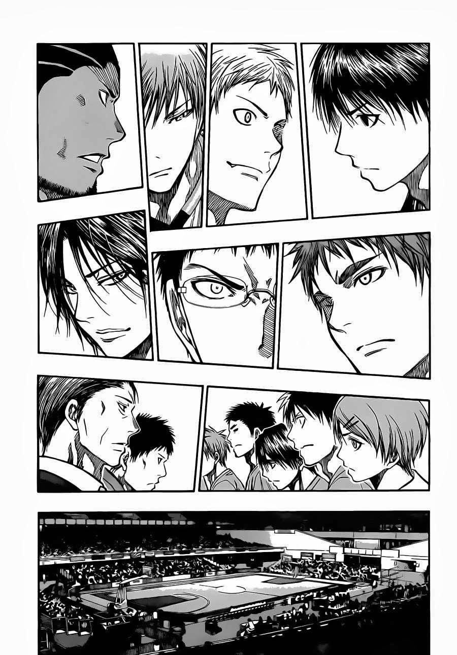 Kuroko no Basket Manga Chapter 232 - Image 05