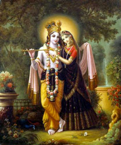 Devotional Love In Hinduism