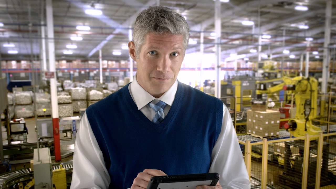 "Panasonic Toughbook Toughpad New ""Generation Tough"" Commercial"