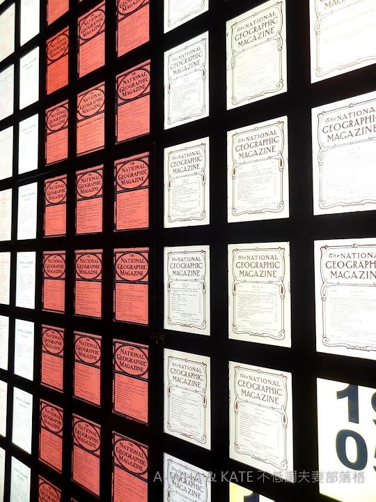 【公民記者活動】「探索無限-國家地理125年經典影像大展」高雄場展覽即將在駁二展出喔!不低調夫妻台北場連線報導~
