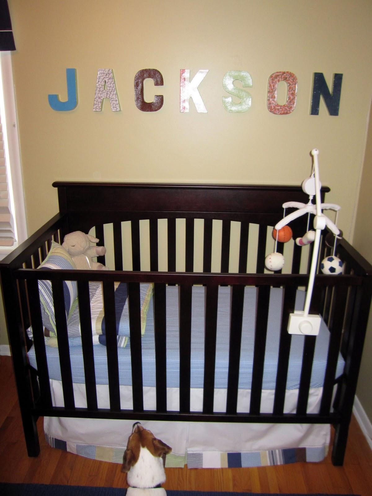 Love Baby Life Jackson S Nursery
