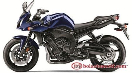 Motor Yamaha FZ1
