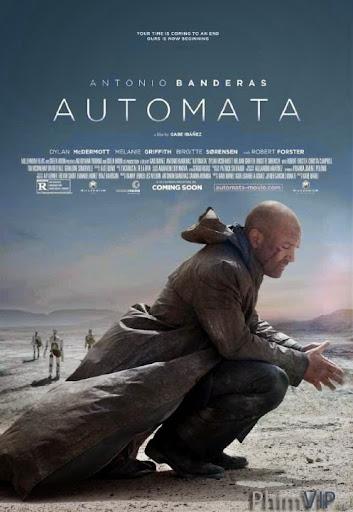 Sự Trỗi Dậy Của Robot - Autómata poster