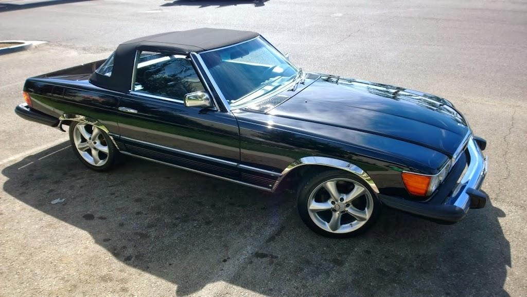 Buy used 1981 mercedes benz 380sl in fresno california for 1981 mercedes benz 380sl
