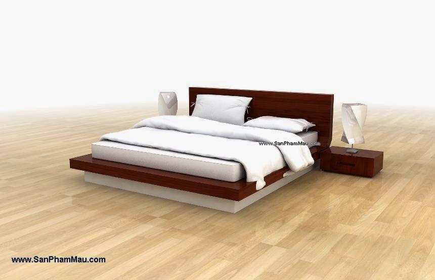 Sản xuất giường gỗ công nghiệp veneer