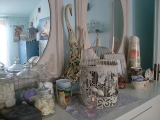 Il Sogno Shabby di Marina...the My Shabby House: Il mio Comò e i ...