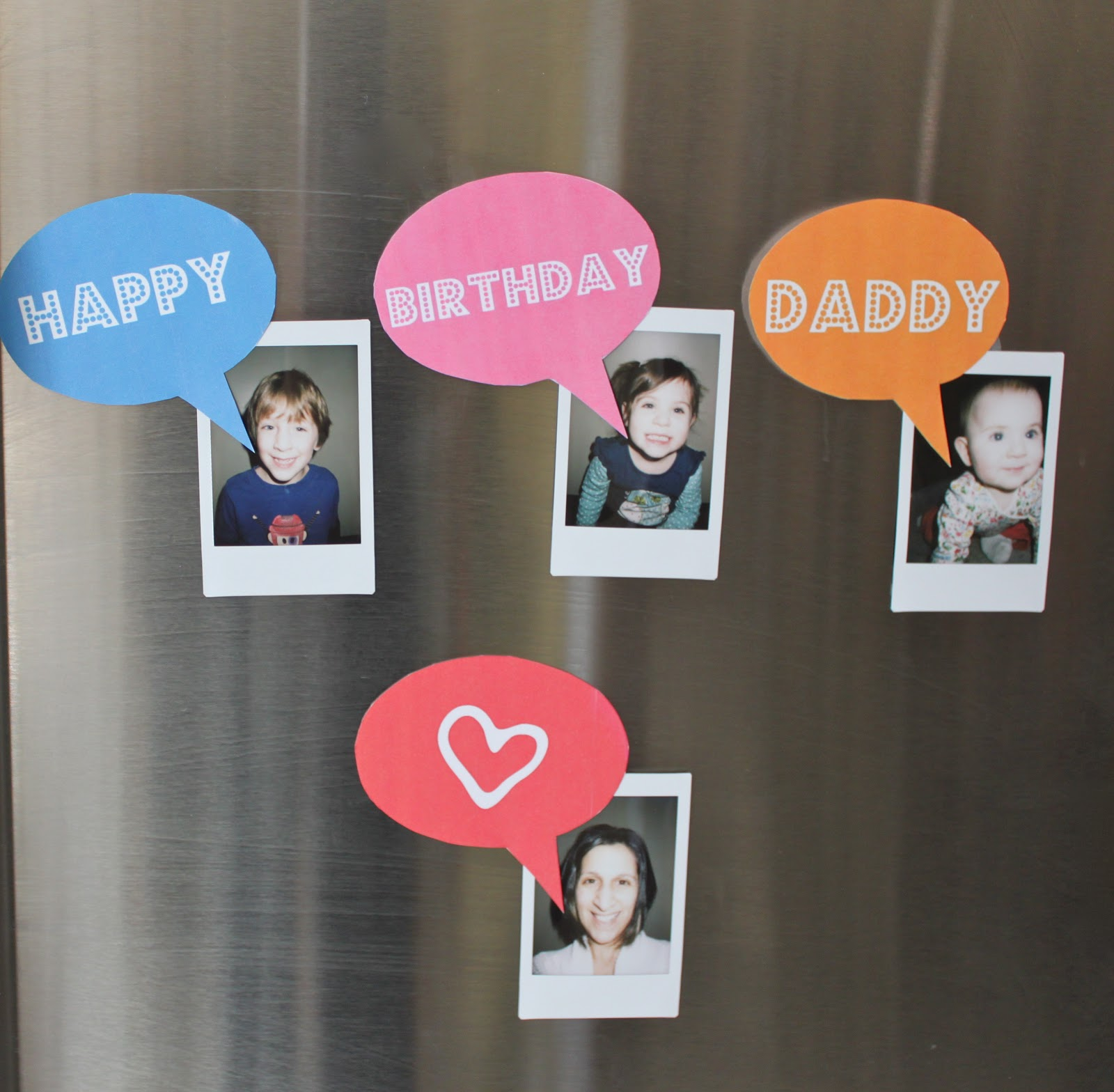 a happy birthday in pictures and a printable too smashed peas