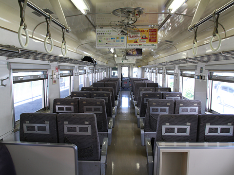 JR北海道 宗谷本線 キハ54 513 車内