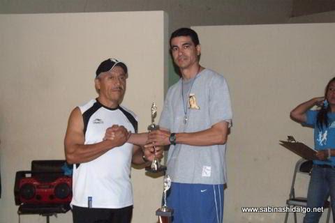 José Luis Maldonado Peña triunfó entre los mayores de 60 años
