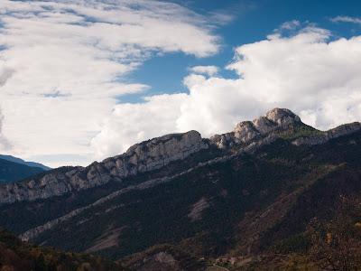 Serrat dels Trulls i Roca Tallada (foto d'un altre dia)