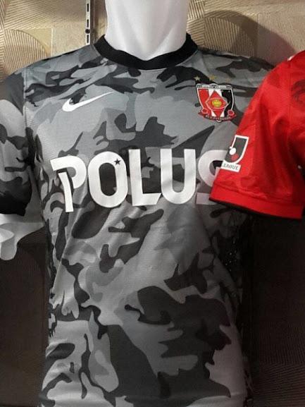 Jual Jersey Urawa Red 3rd Liga Jepang Terbaru 2014