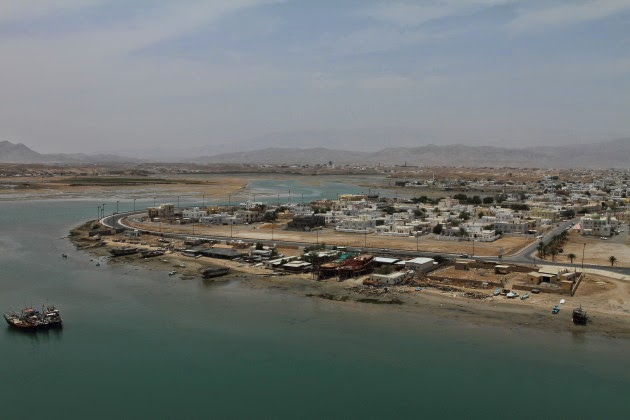 The Ship Building Town of Sur, Oman