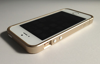 SPIGEN SGP iPhone 5S Case Linear Crystal