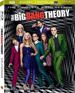 [TORRENT] The Big Bang Theory 1ª 2ª 3ª 4ª 5ª e 6ª Temporada BDRip 720p Dual Áudio + Legendas