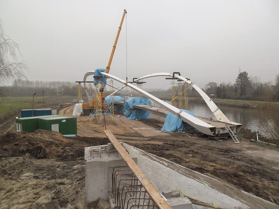 L085 Avelgem - Spiere (Trimaarzate) pour discuter des travaux de renouvellement (L85) Waregem%2B-%2B%2BAvelgem%2B-%2BKluisberg%2B032