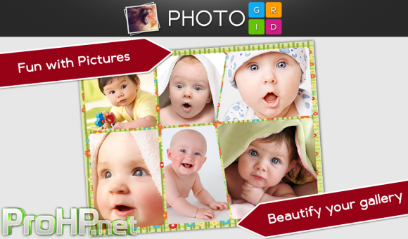 Photo Grid v2.2.1 for BlackBerry