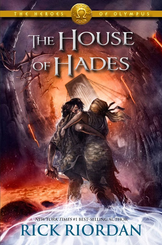 October 8th, 2013   The House of Hades   Heroes of Olympus #4
