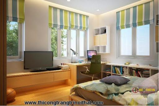 Bộ sưu tập các mẫu thiết kế phòng ngủ được ưa chuộng nhất hiện nay - <strong><em>Thi công trang trí nội thất</em></strong>-5