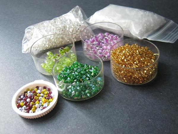 Destash Seed Beads