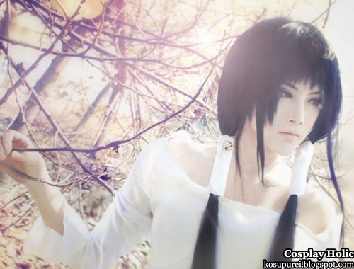 get backers cosplay - fuchoin kazuki 2 by kenn