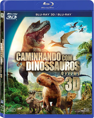 Caminhando Com Dinossauros (2013) BluRay 720p Dublado – Torrent