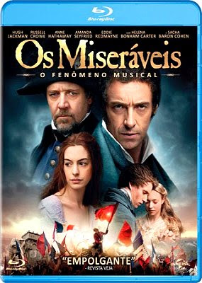Filme Poster Os Miseráveis BDRip XviD Dual Audio & RMVB Dublado