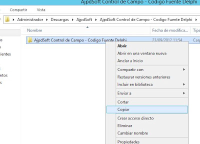 Testear aplicaciones para Windows 98/ME/XP/Vista/7 en Windows Server 2012