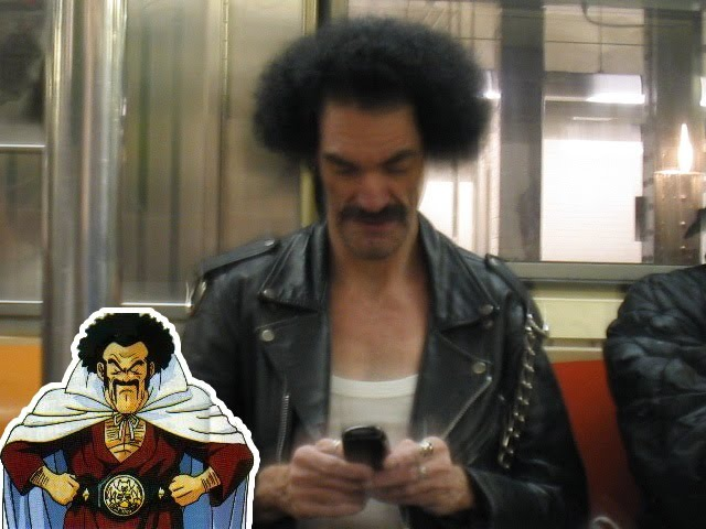 Mr. Satan - Dragon Ball z In Real Life