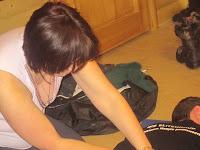 Фоторепортаж с тренинга по ньяса-йоге 12-18 февраля 2012г в Карпатах.783