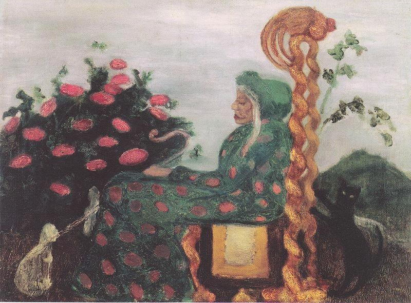 Paula Modersohn-Becker - Die Märchendrude