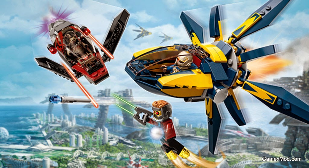 LEGO MARVEL Super Heroes-FLT For PC Direct Link - Game Screenshot