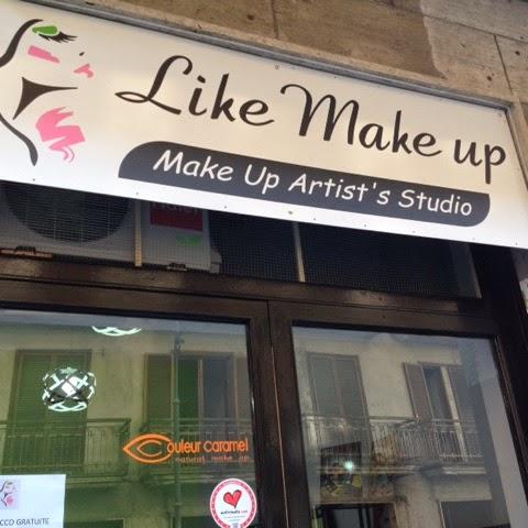 Vi porto con me: Like Make Up Avellino