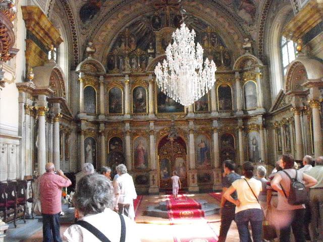 Szerb ortodox templom, Temesvár