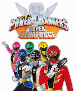 Biệt Đội Megaforce 2 - Power Rangers Megaforce Season 2 poster