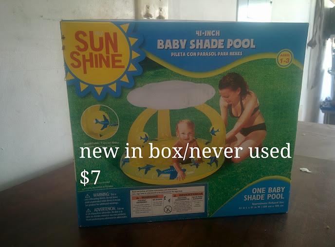 Baby Shade Pool