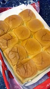 King's Hawaiian sweet rolls, package of 12