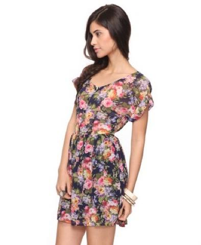 Sommer sommer kjoler