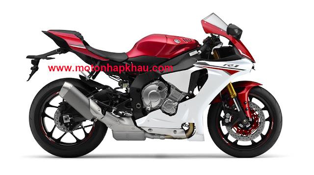 Yamaha YZF R1 2016 Đỏ Trắng
