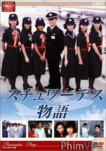 Chuyện Nữ Tiếp Viên Hàng Không - Stewardess Monogatari poster