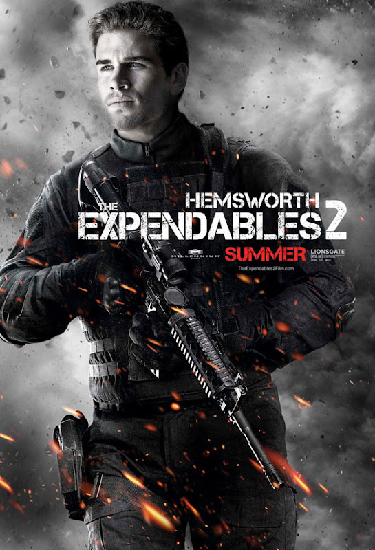 expendables two ver2 xlg The Expendables 2   Galeria de Posters e Trailer.
